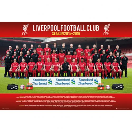 Poster Liverpool FC 190448