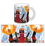 Tazza Deadpool 190490