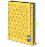 Block Notes Minions - Cattivissimo me 190497