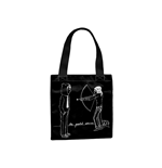 The Postal Service - Black Tote Bag (borsetta)