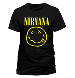 Nirvana - Smiley (unisex )
