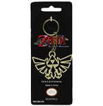 Nintendo - Zelda Bird Enameled Metal Twilight Princess (Portachiavi)