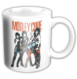Motley Crue - World Tour Vintage (Tazza)