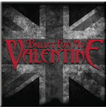 Bullet For My Valentine - Uk Flag (Magnete)