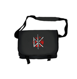 Dead Kennedys - Distressed Logo (Black) (Borsa A Tracolla)