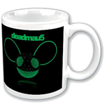Deadmau5 - Green Disco-ball Head (Tazza)
