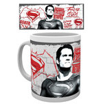 Batman Vs Superman - False God (Tazza)