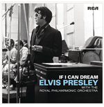 "Vinile Elvis Presley - If I Can Dream: Elvis Presley With The Royal Philharmonic Orchestra (2 12"")"