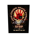 Five Finger Death Punch - Way Of The Fist (Toppa)