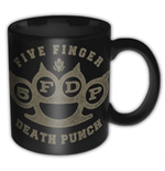 Tazza Five Finger Death Punch - Brass Knuckle