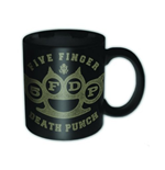 Five Finger Death Punch - Brass Knuckle (Tazza Mini)