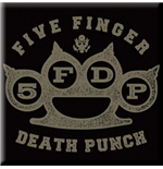 Five Finger Death Punch - Brass Knuckle (Magnete)
