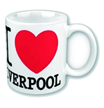 Magic Moments - I Love Liverpool (Tazza)