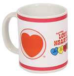 Love Hearts - Love Hearts Heat Change Mug (Tazza Termosensibile)