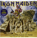Vinile Iron Maiden - Somewhere Back In Time (2 Lp)