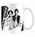 Star Wars - I Love You (Tazza)