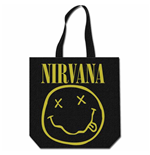 Nirvana - Smiley & Logo (Borsa)