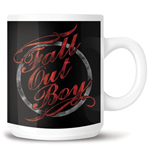 Fall Out Boy - Typography  (Tazza)