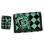 Fall Out Boy - Fallgyle Green Canvas Wallet (portafoglio)
