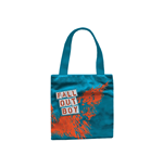 Fall Out Boy - Blue Tote Bag (borsetta)