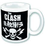 Clash (The) - Skull & Crossbones (Tazza)
