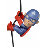 Captain America - Scaler (Personaggio 5 Cm)