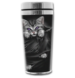 Bright Eyes - Thermo Travel Mug - Flask 0.45l (Tazza)