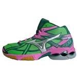Wave Bolt Mt VERDE-ROSA