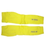 Arm Warmer Knik Giallo Fluo