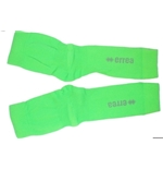 Arm Warmer Knik Verde Fluo
