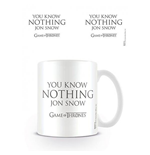 Game Of Thrones - You Know Nothing Jon Snow (Tazza)