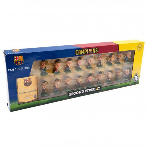 Pupazzi Barcellona SoccerStarz Pack A