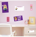 Wall Sticker I Minions Room Girl