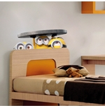 Wall Sticker I Minions Manhole