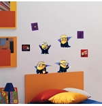 Wall Sticker I Minions Dracula