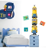 Wall Sticker I Minions Trio