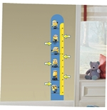 Wall Sticker I Minions Meter