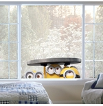 Wall Sticker I Minions Windows Manhole