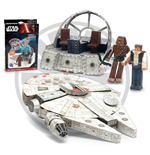 Star Wars - Kit Assemblabile Carta - Millennium Falcon