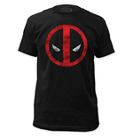 T-shirt Deadpool da uomo - Logo