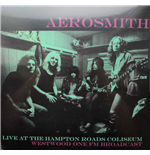 Vinile Aerosmith - Live At The Hampton Road Coliseum Westwood One Fm Broadcast (2 Lp)