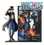 One Piece - Figure Colosseum Scultures Big Championship IV #05 - Sabo (Altezza 24 Cm)