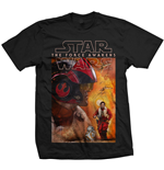 T-shirt e Magliette Star Wars 193018