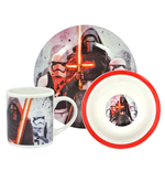 Set colazione Star Wars VII Kylo Ren & Trooper