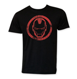 T-shirt Iron Man da uomo