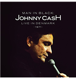 "Vinile Johnny Cash - Man In Black Live In Demark 1971 (2 12"")"
