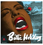 Vinile Billie Holiday - The Complete Commodore Masters