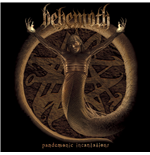 Vinile Behemoth - Pandemonic Incantations (Gold Vinyl - Rsd Black Friday Exclusive)