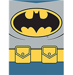 Batman - Batman Costume (Magnete Metallo)