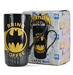 Batman - Batman Bring Coffee (Tazza Lunga)